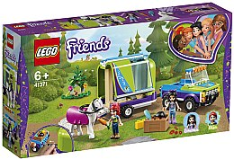 "Конструктор ""Фургон для лошади Мии"", 41371 - LEGO Friends"