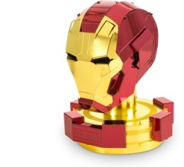 "Металлическая 3D модель ""Avengers"" Iron Man Helmet - Fascinations"