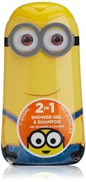 Air-Val International Minions Shower Gel And Shampoo - Гель-шампунь для душа