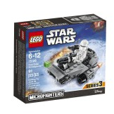 "Конструктор ""First Order Snowspeeder"" - Lego Star Wars"