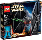 Истребитель TIE Fighter, 75095 - Lego Star Wars