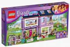 "Конструктор ""Дом Эммы"", 41095 - Lego Friends"