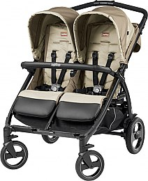 Коляска Book For Two Class Beige - Peg-Perego