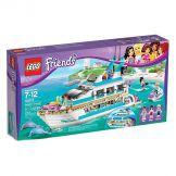 Круизная яхта Дельфин, 41015 - Lego Friends