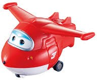 "Мини-трансформер ""Супер Крылья"", Jett - Super Wings Auldey"