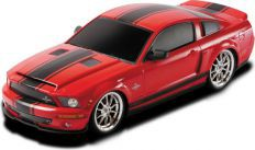 Автомобиль Ford Shelby GT500 Super Snake на р/у, 1:18 - XQ