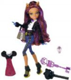 "Кукла Клодин Вульф ""Мои милые 1600 лет""  - Mattel Monster High"