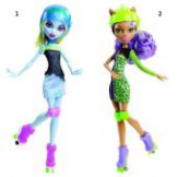 "Кукла серии ""Спорт"" - Mattel Monster High"