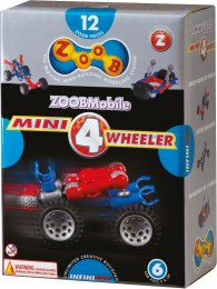 "Конструктор ""Mobile Mini 4-Wheeler"" - Zoob"
