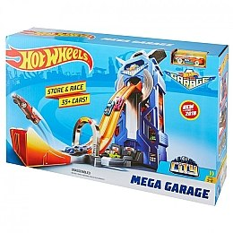 Мегагараж для машинок Hot Wheels - Mattel