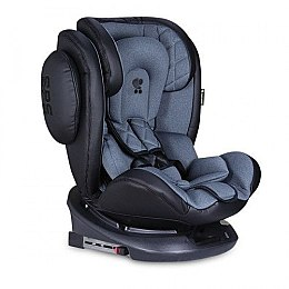 "Автокресло ""Aviator Isofix"", black/dark grey - Bertoni/Lorelli"