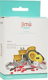 Аксесуарний комплект - UBtech JIMU ROBOT Accessory Kit-Wheels