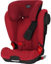 Автокресло Kidfix II XP Sict Black Series, Flame Red - Britax-Romer