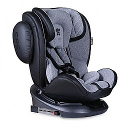 "Автокресло ""Aviator Isofix"", black/light grey - Bertoni/Lorelli"