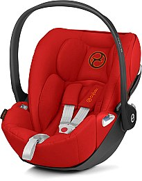 Автокресло Cloud Z i-Size Autumn Gold burnt red - Cybex