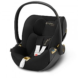 Автокресло - Cybex Cloud Z i-Size JS Wings Black