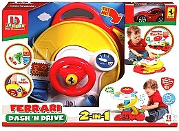 "Игровой набор ""Ferrari Dash 'N Drive"" - BB Junior"