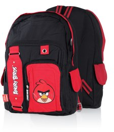 "Рюкзак молодежный ""Angry Birds"", Red - Cool For School"