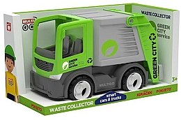 Мусоровоз Singl City Waste Collector - Multigo