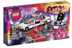 Поп стар лимузин, 41107 - Lego Friends