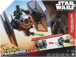 """Игровой набор """"Star Wars"""", first order special forces, the fighter & the fighter pilot - Hasbro"""
