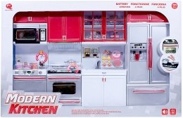 Кухня Modern Kitchen, 54х9,5х36см - Qun Feng Toys