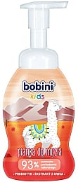 "Пінка для вмивання ""Лама"" - Bobini Lama Washing Foam"