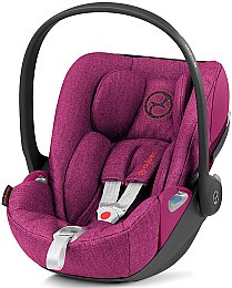 Автокресло Cloud Z i-Size Plus Passion Pink purple - Cybex