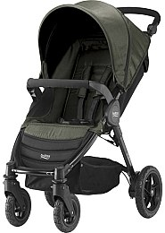 Візочок B-Motion 4 Olive Denim - Britax