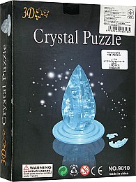 "3D пазлы ""Кристалл"" 26 деталей - Crystal Puzzle"