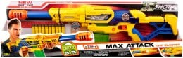 Бластер X-Shot Large Max Attack (10 патронов) - Zuru