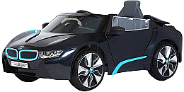 Электромобиль BMW i8 Spyder 12V, RC Black - Rollplay