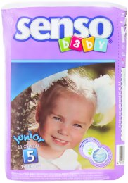 Підгузки Senso Baby Junior 5 (11-25 кг) 16 шт. - Senso Baby