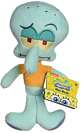 "Мягкая игрушка Sponge Bob Mini Plush ""Squidward"" - Nickelodeon"
