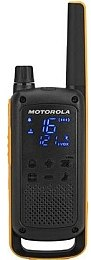 Рации Talkabout T82 Extreme Twin Pack We, 2 шт - Motorola