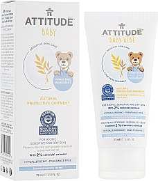Дитяча захисна мазь - Attitude Natural Baby Protective Ointment