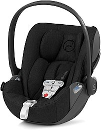 Автокресло Cloud Z i-Size Plus Deep Black - Cybex