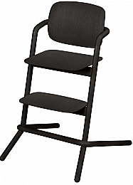Детский стул Lemo Chair Infinity, Black Black - Cybex
