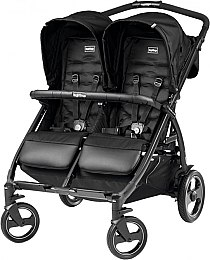 Коляска Book For Two Class Black - Peg-Perego
