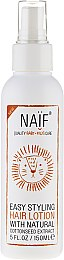 Лосьон для волос - Naif Baby Easy Styling Hair Lotion