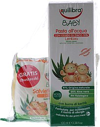Набір - Equilibra Baby Set (cr/100ml + wipes/20ps)