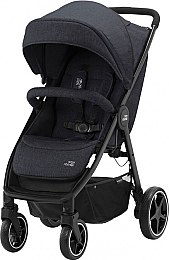 Коляска B-Agile M, Black Shadow - Britax