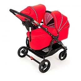 Люлька External Bassinet Snap Duo, Fire red - Valco Baby