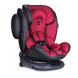 "Автокресло ""Aviator Isofix"", black/red - Bertoni/Lorelli"