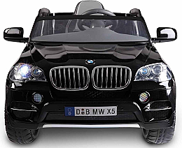 Электромобиль BMW -X5 SUV, 12V Black - Rollplay