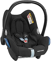Автокресло CabrioFix Frequency Black - Maxi-Cosi