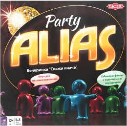 "Настольная игра ""Alias Party. Скажи иначе: Вечеринка-2"" - Tactic"