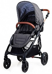 Прогулочная коляска Snap 4 Ultra Trend, Charcoal - Valco Baby